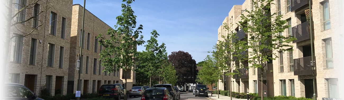 Academy Court, Edgware