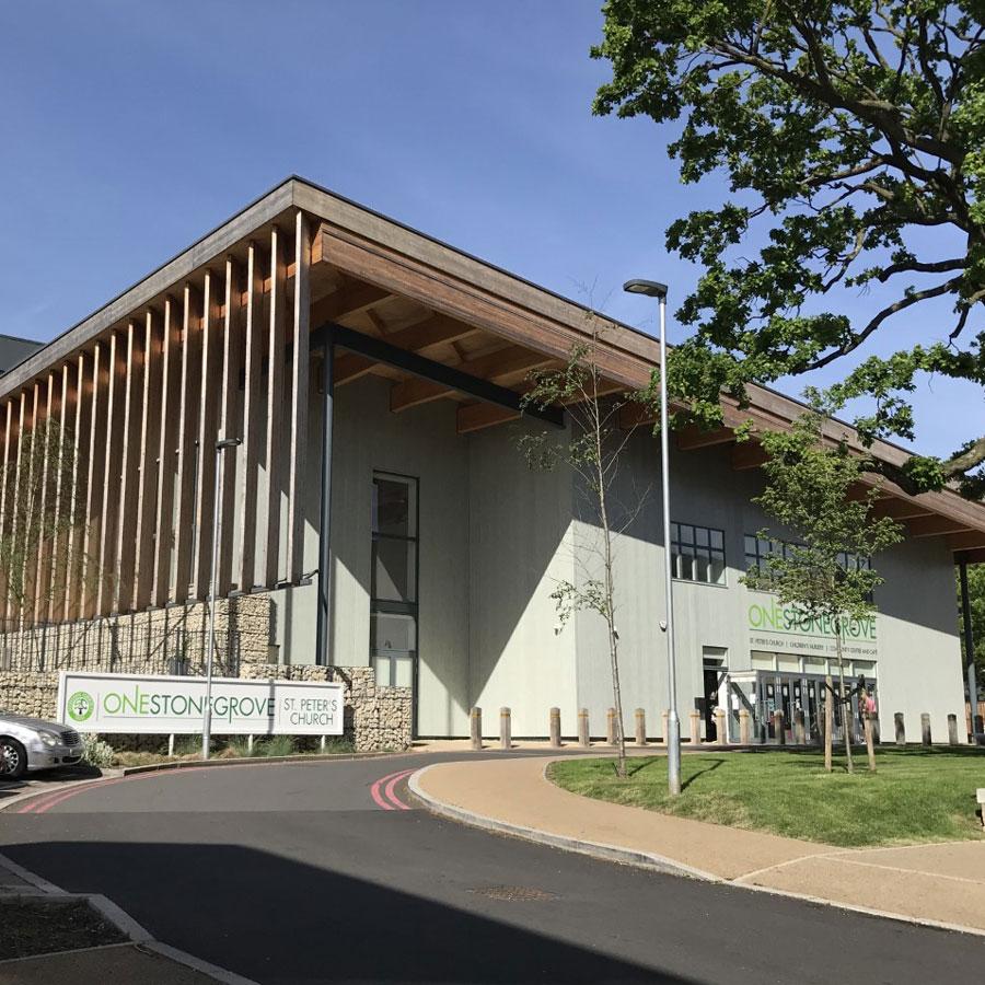 St Peter's Church, Academy Court