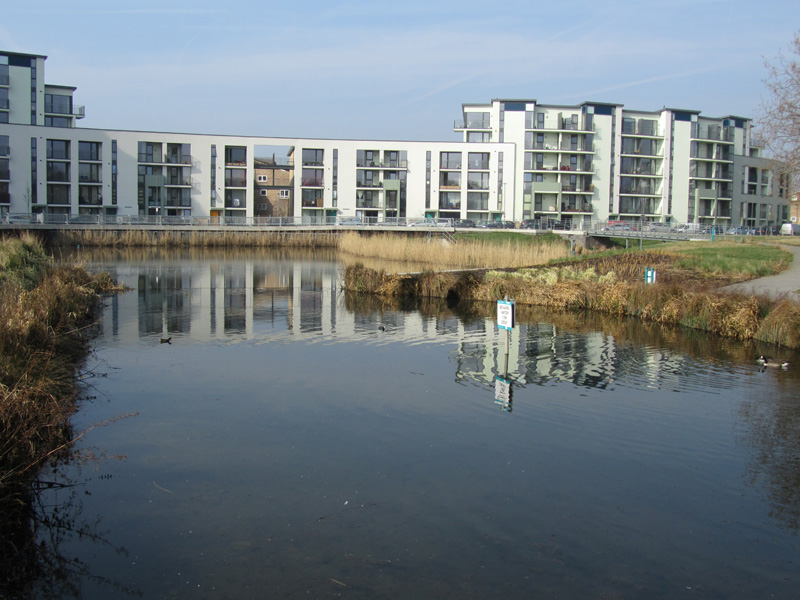 New Hendon Village