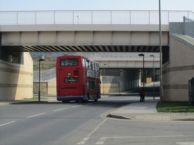 New railway bridge