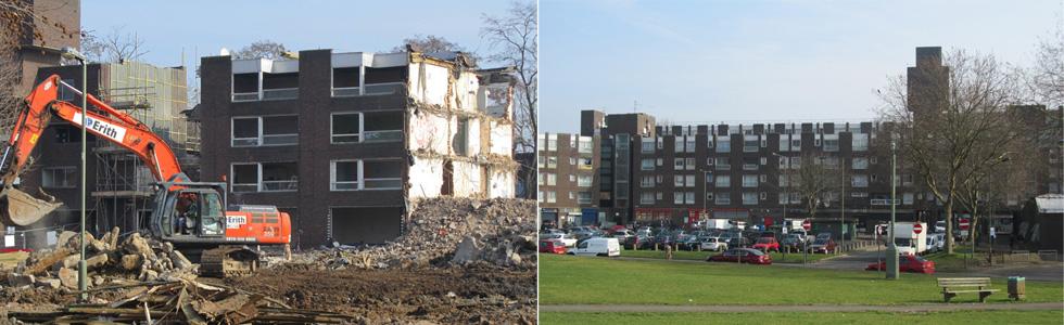 Grahame Park, prior to redevelopment